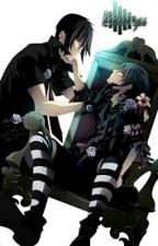 kuroshitsuji-mãi mãi yêu em by SynPhantomhive