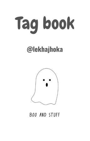 Tag Book  by lekhajhoka