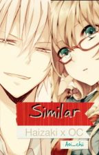 Similar (Haizaki Shogo x OC) by Aoi_chii