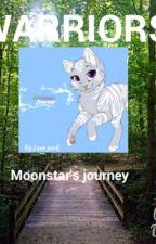 Warriors! Moonstars journey. by luna_pack