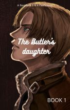 The Butler's daughter - Resident Evil 4 by LazyGrill