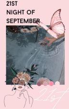 21st night of September   spam book by hxneyandsunflxwers