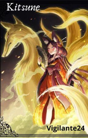 Kitsune (Jack Frost x OC) by Vigilante24