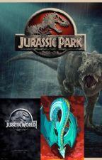 Jurassic parks dragon human male t-Rex x reader  by stormthewolfshifter