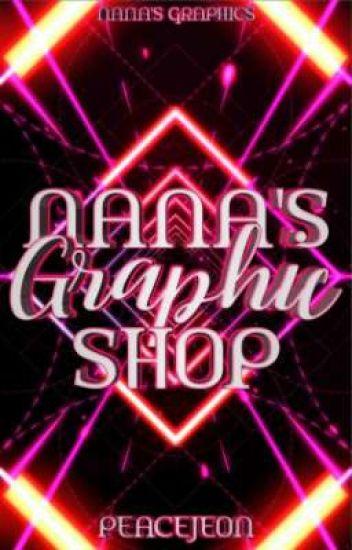 Nana's Graphic Shop II (Temporary Closed)