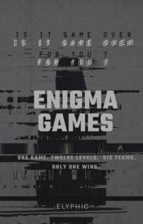 ΣNIGMΔ GΔMΣS by -elyphic