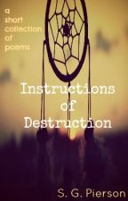 Instructions of Destruction (a Poetry Collection) by MrsRobsessed