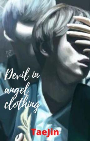 Devil In Angel Clothing by JinBaby1992