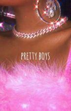 pretty boys |  j.cm + c.ch by flwrkyuu