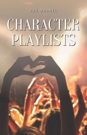 Character Playlists by imakeplaylists