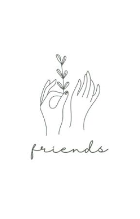 friends ⎯ stray kids by noirhyun