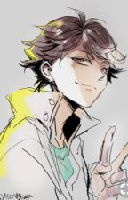 Tooru Oikawa x Reader by mmmyesfather
