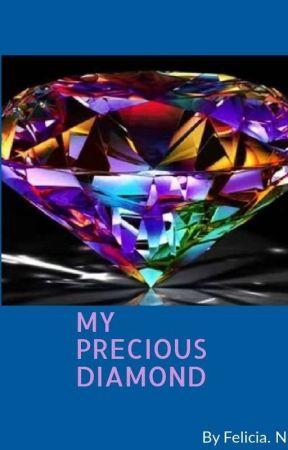 My Precious Diamond  by cheyeza1