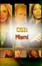 CSI: MIAMI by claraa777