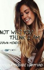 Not who you think I am- ft. Shawn Mendes - Hebrew by ClouderBabe