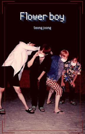 FLOWER BOY - seongjoong by -TINYJOONG