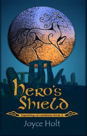 Hero's Shield by joyceholt