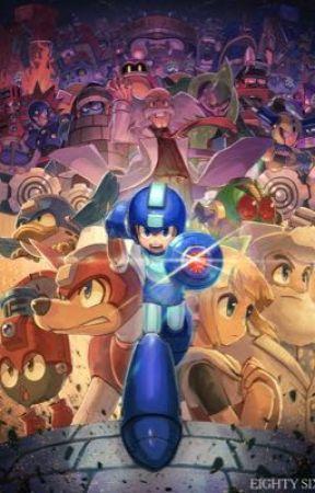Megaman x reader oneshots by Chaos-Prince