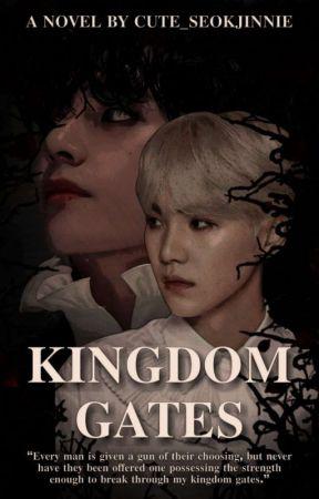 KINGDOM GATES ◆ TAEGI by cute_seokjinnie