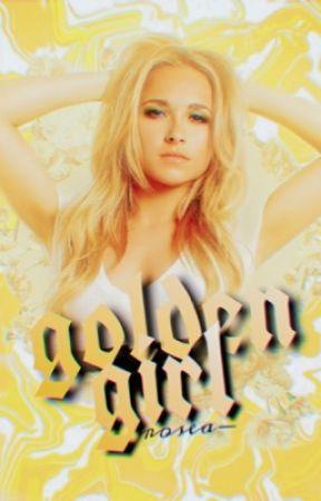 GOLDEN GIRL | CEDRIC DIGGORY  by rosea-