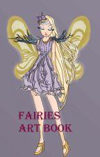 Fairies Art Book by magic1016