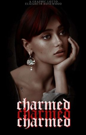 CHARMED ━━━ 𝐀 𝐆𝐑𝐀𝐏𝐇𝐈𝐂 𝐏𝐎𝐑𝐓𝐅𝐎𝐋𝐈𝐎 by -erosewood