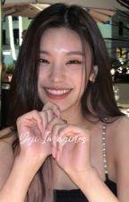 Yeji Imagines (gxg) by gayforddlovato
