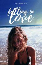 Falling In Love // lrh [em edição] by pale-hemmings