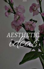 Aesthetic  ideas by lmagoodgirl