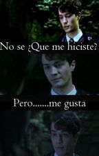 No se que me hiciste...Pero me gusta (Tom Riddle) by Andrea_23199