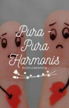 [3] Pura-pura Harmonis 2.0 ⭕ by riceflowerpath