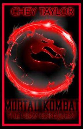 Mortal Kombat: The New Konquest by cheytaylor1