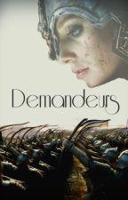 Demandeurs by SarahKelmeckis