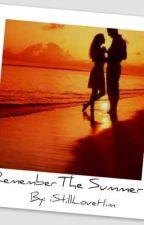 Remember the Summer by iStillLoveHim