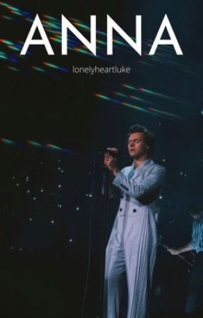 Anna: Harry Styles by lukeomfg