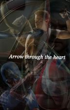 Arrow through the heart by MarvelHawkGirl
