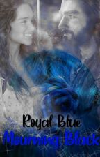 Royal Blue, Mourning Black by LoraInSaiyan