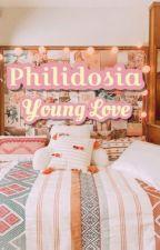 Young Love~Philidosia modern AU by Brynnnnm21