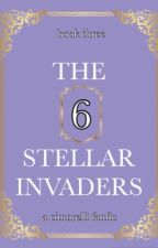 The 6 Stellar Invaders (Part 2) by seven_star_11