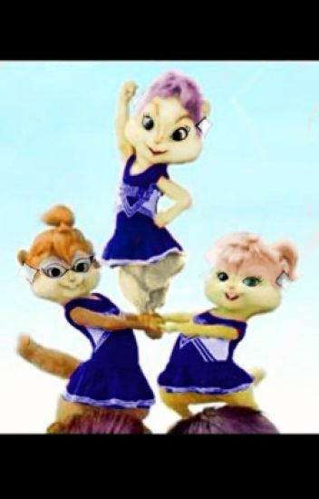 The Glamours An Alvin And The Chipmunks Chipettes