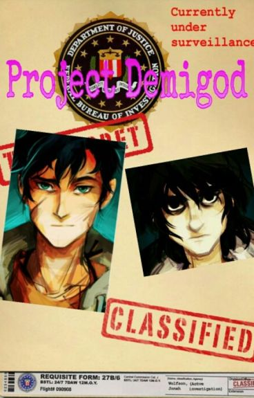 Project Demigod (a Percico fanfic)