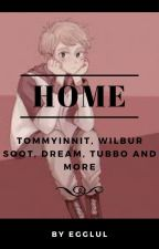 Home  ~ Technoblade, TommyInnit, Wilbur Soot & More by Egglul