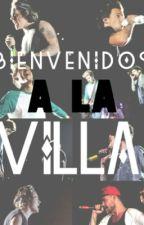 Bienvenidos a la villa by ioopstyles