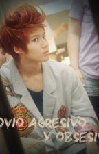 Novio Agresivo & Obsesivo |Taemin y tu| by natalyJ2