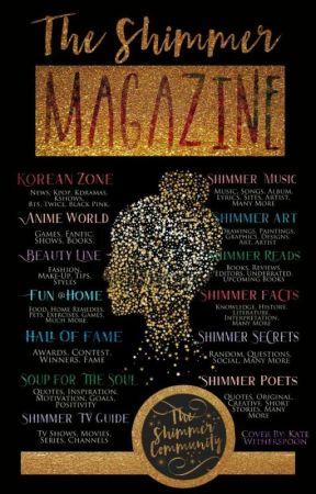 THE SHIMMER MAGAZINE (2020) by TheShimmerCommunity