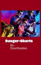 Danger Shorts by Cheye74