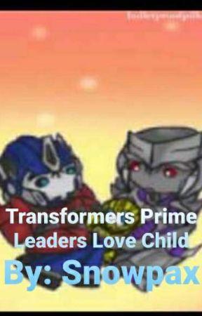 Transformers Prime Leaders love Child by AnimeEmilyB