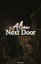 Alien Next Door by Http_Boba
