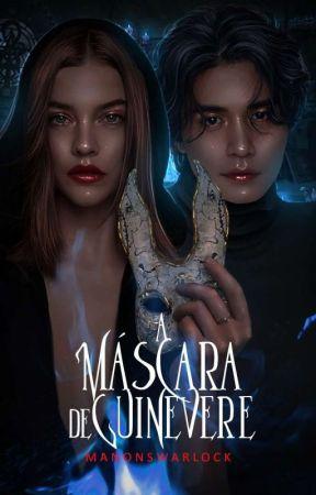 A Máscara de Guinevere by manonswarlock