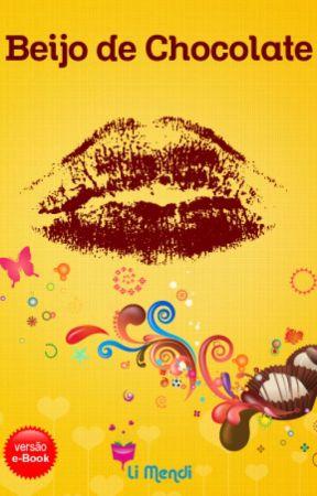Beijo de Chocolate by LiMendi